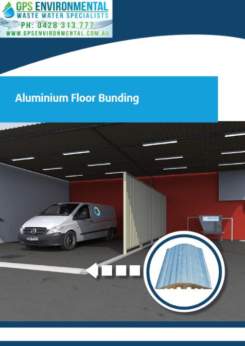 Aluminium Floor Bunding