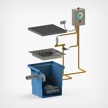 First Flush Diversion Systems