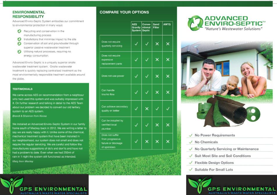 GPS AES Brochure