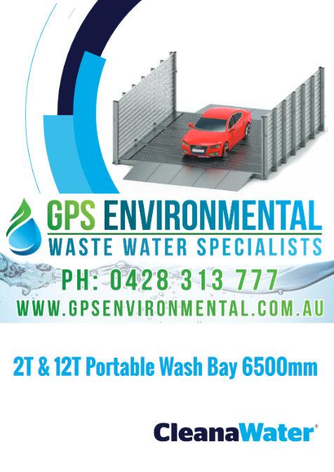 Portable Wash Ways